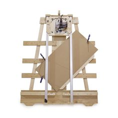 """Deluxe Panel Saw Kit - Wall Mount Version - Build your own panel saw accurate to 1/32"""". Cut wood and plastic sheet goods quickly, accurately, and safely. WidgetWorks Unlimited"""