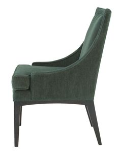 Upholstered Chair | BernhardtW: 24 D: 27.25 H: 36 SH: 19.25 AH: 25.5 SD: 19