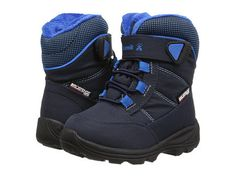Kamik Stance Snow Boot in Navy -  - Little Feet Childrens Shoes