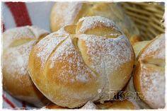 Kochen....meine Leidenschaft: Bäckerbrötchen