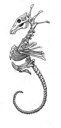Animal Skull Drawing, Animal Skull Tattoos, Animal Skulls, Animal Sketches, Drawing Sketches, Cool Drawings, Tattoo Caballo, Creepy Animals, Gothic Fantasy Art