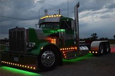 Custom Peterbilt, Peterbilt 359, Peterbilt Trucks, Big Rig Trucks, Dump Trucks, Tow Truck, Custom Big Rigs, Custom Trucks, Logging Equipment