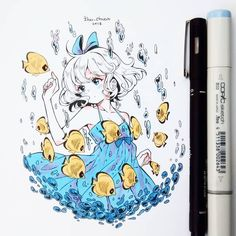 Learn To Draw Manga - Drawing On Demand Anime Drawings Sketches, Anime Sketch, Kawaii Drawings, Manga Drawing, Manga Art, Cute Drawings, Kawaii Chibi, Kawaii Art, Anime Chibi