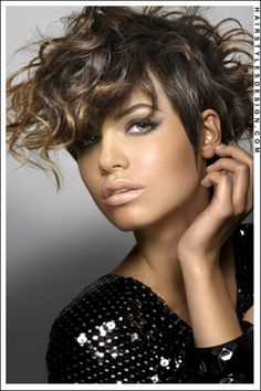 short spunky hair styles 1000 images about hairstyles for on 6598 | 297e4a063633eb6b0ba63fc10f4fc46f