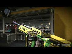 Warface Livestream Brazil Camo Weapons