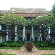 heritage bangkok structures thailand hotels