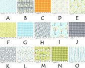 Harmony Custom Crib Bedding--YOU DESIGN, I CREATE. $215.00, via Etsy.