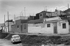 Badalona Barrio de Sistrells - Foro del Seat 850 - FOTOS ANTIGUAS 850 - Seat 850