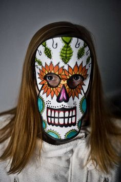 day of the dead masks for lesson activities!
