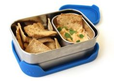 The NEW Splash Box from @ecolunchbox and other versatile reusable lunch containers! | Mindful Momma