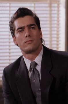 Ken Wahl as Vinnie in Wiseguy