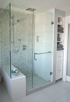 Bathrooms & Laundry Rooms - contemporary - bathroom - vancouver - Marino General Contracting Ltd