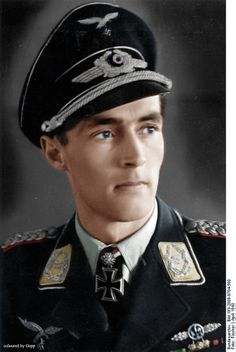 Karl-Gottfried Nordmann 17 January 1943 Nordmann's Focke-Wulf Fw 190 was when involved in a collision with Oberleutnant Rudolf Busch, Gruppenkommandeur of I./JG 51. Busch was killed and Nordmann, severely injured, did not fly operationally again.Nordmann claimed 78 aerial victories (69 on the Eastern front) in over 800 combat missions and was awarded the Knight's Cross of the Iron Cross with Oak Leaves.