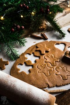 Christmas Sweets, Christmas Recipes, Gingerbread Cookies, Bakery, Food And Drink, Gardening, Fotografia, Baking Cookies, Gingerbread Cupcakes