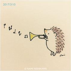 1142 トランペット a trumpet