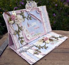 The Dusty Attic Blog: Stunning Cards - Rachelle