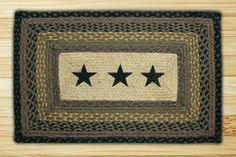 """Capitol Importing 67-099S Stars - 20 in. x 30 in. Rectangle Patch by Capitol Importing Company. $24.95. Stars.. Shape: Rectangle Patch Braided Rug.. Size: 20 x 30.. Many designs available match your personal style.. High quality components.. Shape: Rectangle Patch Braided Rug. Stars. Size: 20"""" x 30"""". Many designs available match your personal style. High quality components.. Save 26%!"""