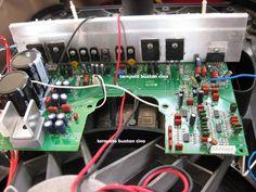 Penanganan Power pada Speaker Aktif