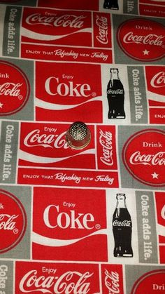 coca cola quilts - Google Search