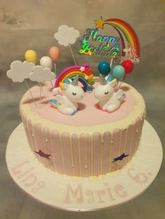 Birthday Cake, Desserts, Food, Pies, Birthday Cakes, Meal, Deserts, Essen, Hoods