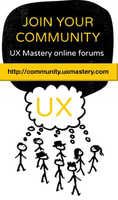We help UX professionals get started and get better.