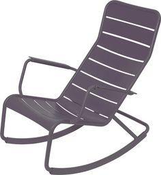 Rocking chair Luxembourg Prune - Fermob - 500 euros