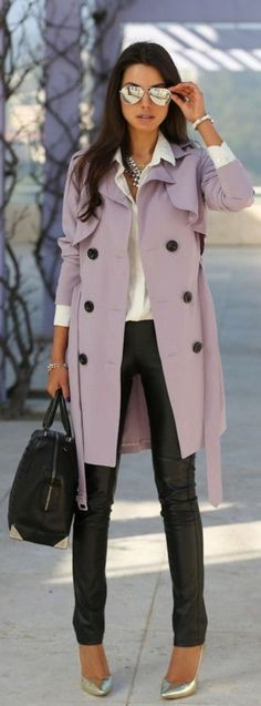 20 Transitional Trench Coats To Try This Spring