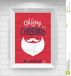 Find Vintage Christmas Poster Vector Illustration stock images in HD and millions of other royalty-free stock photos, illustrations and vectors in the Shutterstock collection. Thousands of new, high-quality pictures added every day. Vintage Christmas, Merry Christmas, Wall Hanging Crafts, Christmas Poster, Free Graphics, Free Vector Art, Image Now, Vintage Images, Royalty Free Stock Photos