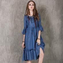 Summer Hippie Dress                      – Mindful Bohemian