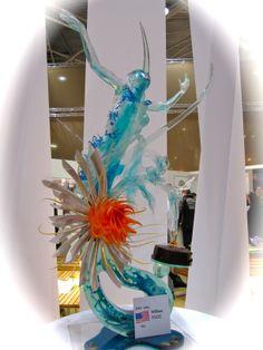 Sugar Sculpture Competition | Sugar Sculpture Photo: Maralyn D. Hill