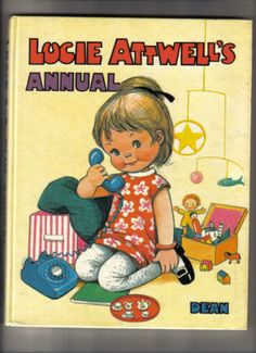 Lucie Attwell's Annual, [1970] | eBay