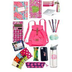 • School Essentials •