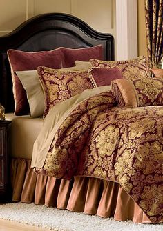 Biltmore® Hatfield Bedding Collection
