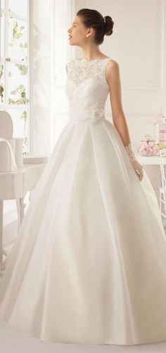 Ball Gown Wedding Dresses : Gorgeous