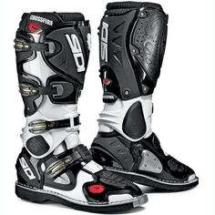 Sidi Crossfire TA Boots - Dirt Bike Motocross - Motorcycle Superstore