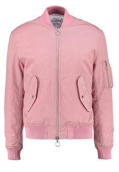 Soulland THOMASSON - Bomberjakke - pink - Zalando.dk