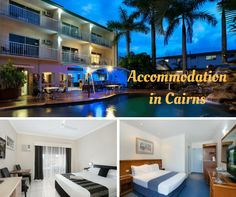 If you are making the trip with your family, then you need to find the best suitable family accommodation Cairns.