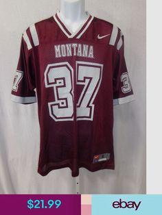6c4db80c4 Montana Grizzlies NCAA Football Jersey Maroon 37