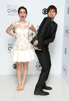 Adelaide Kane and Torrance Coombs     Just look at these two!