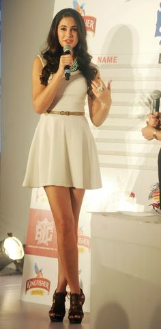 Nargis Fakhri #Bollywood #Fashion - Perfection in a person <3
