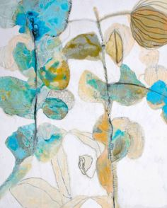 "Saatchi Art Artist Marsha Boston; Painting, ""Mendel's Conclusion"" #art"