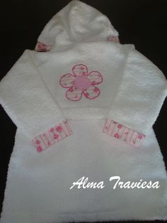 Trasera Salida de baño de toalla de doble felpa