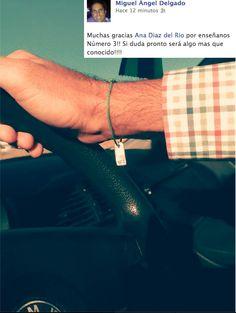 #Fashionforhim #gift #ILoveNumero3 #accessories #trendy #look #MadeinSpain #Madrid #FashionBoy #Moments #Man #Bracelet #MaleBracelet