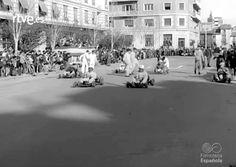 Castelló en el NO-DO: Carrera de coches en las fiestas de la Magdalena 1965 (Sección: Deportes min. 03:27