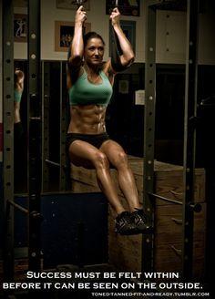 success! #fitness #motivation #veepnutrition
