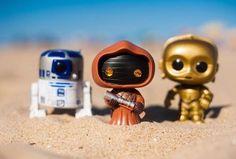 Star Wars - Funko Pop