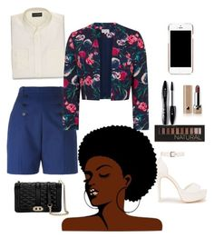 """""""Whitley Gilbert Wayne #2"""" by precious-ervin ❤ liked on Polyvore featuring Carven, Nly Shoes, Moschino, Marc Jacobs, Forever 21, Lancôme and Rebecca Minkoff"""