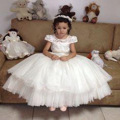 Princesa do dia, muito linda!!! #amooquefaco #damascasadehonra #daminha #encantarosolhos #brilhonoolhar