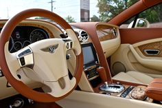 The Bentley Continental GT Speed - Super Car Center Sexy Cars, Hot Cars, Bentley Interior, Luxury Cars Interior, Luxury Auto, Automobile, Bentley Car, Bentley Continental Gt, Cabriolet