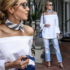 Clothing Styles For Women - Fashion Trends Look Fashion, Fashion Outfits, Womens Fashion, Fashion Tips, Fashion Trends, Girly Outfits, Casual Outfits, Informal Attire, How To Wear Scarves